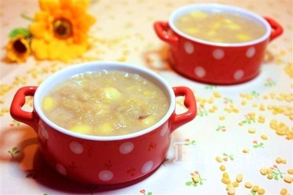 Cách nấu chè đậu xanh hạt sen mát lành, cực dễ ăn