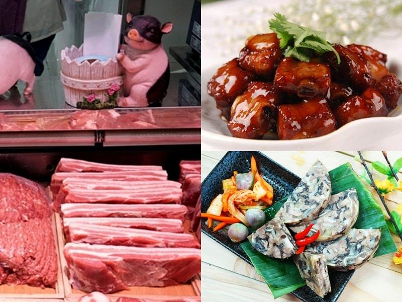 """Món thịt lợn: Cẩm nang những điều cần biết về món thịt """"quốc dân"""""""